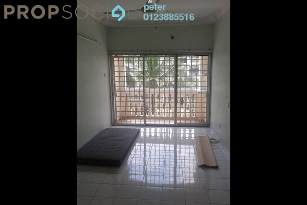 For Sale Apartment at Sri Cassia, Bandar Puteri Puchong Freehold Semi Furnished 3R/2B 345k