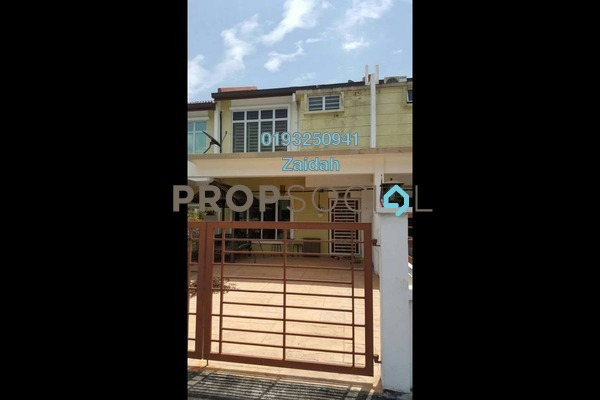 For Sale Terrace at Taman Pelangi Semenyih 2, Semenyih Freehold Fully Furnished 4R/3B 460k