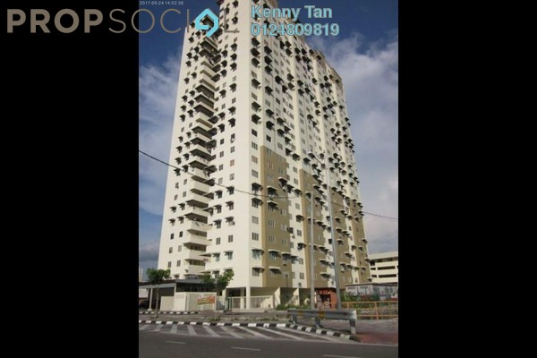For Rent Apartment at Taman Mutiara Vista, Jelutong Freehold Unfurnished 3R/1B 650translationmissing:en.pricing.unit