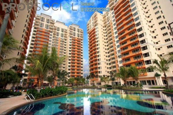 For Sale Condominium at Serdang Skyvillas, Seri Kembangan Leasehold Semi Furnished 3R/2B 280k