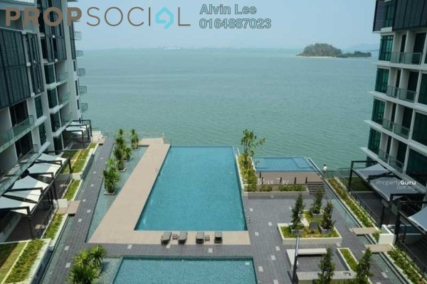 For Sale Condominium at The Light Collection II, The Light Freehold Semi Furnished 0R/1B 680k