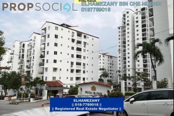 For Sale Condominium at Pantai Hillpark 5, Pantai Leasehold Semi Furnished 3R/2B 490k