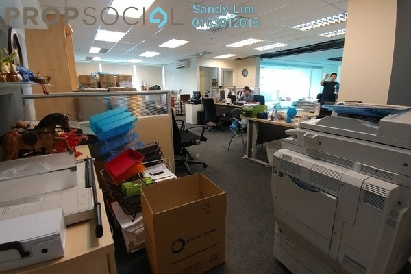 For Rent Office at Solaris Mont Kiara, Mont Kiara Freehold Semi Furnished 0R/0B 5.58k