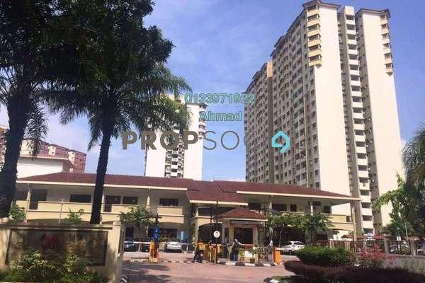 For Sale Condominium at Bayu Tasik 2, Bandar Sri Permaisuri Leasehold Semi Furnished 3R/2B 430k