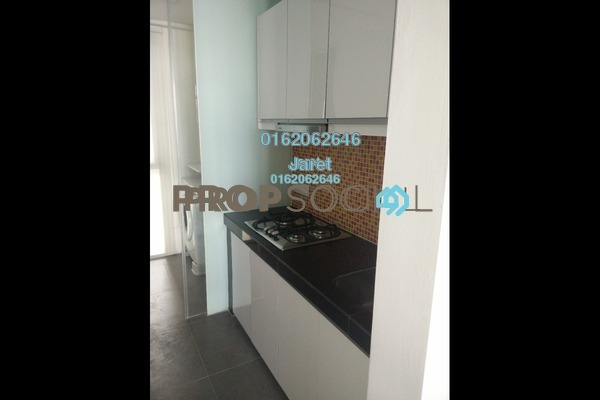 For Sale Condominium at The Capers, Sentul Freehold Semi Furnished 2R/2B 688k