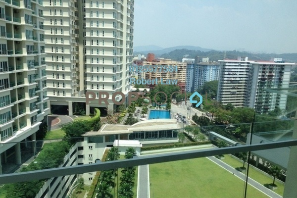For Rent Condominium at Camellia, Bangsar South Leasehold Fully Furnished 1R/1B 2.5k