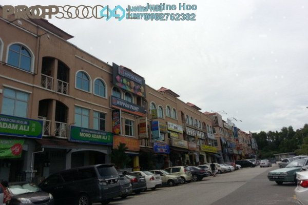 For Rent Office at Puteri 5, Bandar Puteri Puchong Freehold Semi Furnished 0R/0B 1k