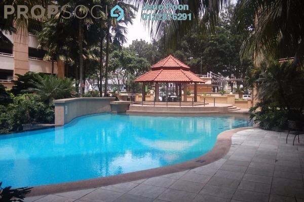 For Rent Condominium at Endah Puri, Sri Petaling Leasehold Semi Furnished 3R/2B 1.6k