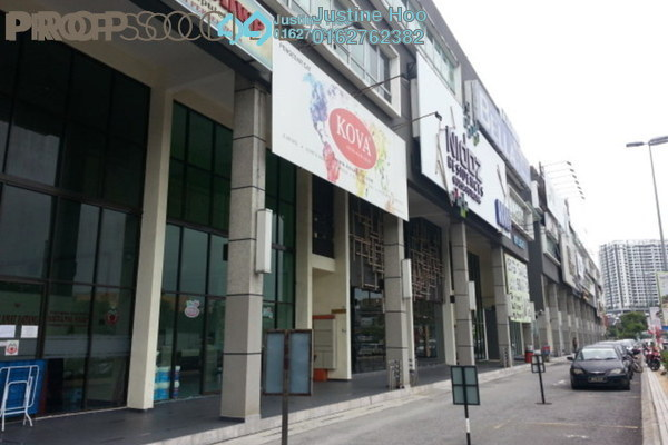 For Rent Office at Medan Klang Lama 28, Old Klang Road Freehold Semi Furnished 0R/3B 2k