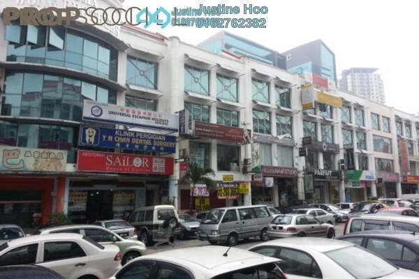 For Rent Office at Puteri 1, Bandar Puteri Puchong Freehold Semi Furnished 0R/0B 1.3k