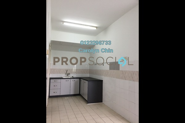 For Rent Apartment at Fairville, UEP Subang Jaya Freehold Semi Furnished 3R/2B 1.2k