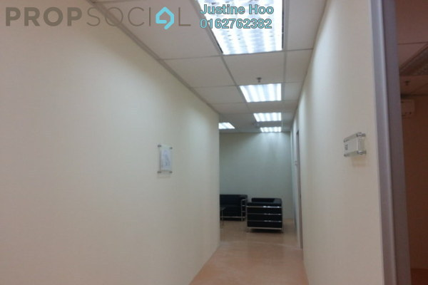For Rent Office at Setia Walk, Pusat Bandar Puchong Freehold Semi Furnished 0R/0B 1.2k