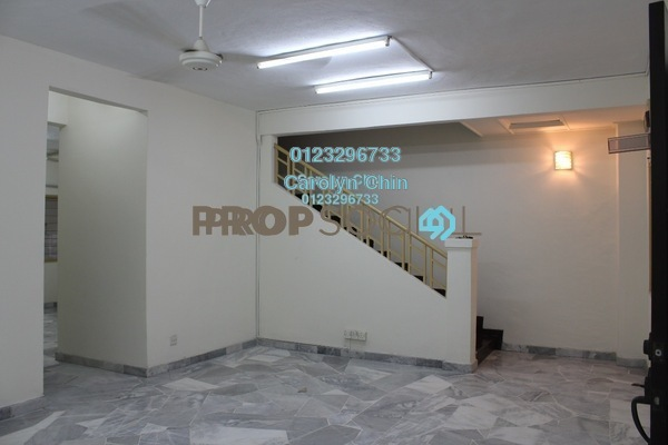 For Rent Terrace at USJ 9, UEP Subang Jaya Freehold Semi Furnished 3R/3B 1.6k