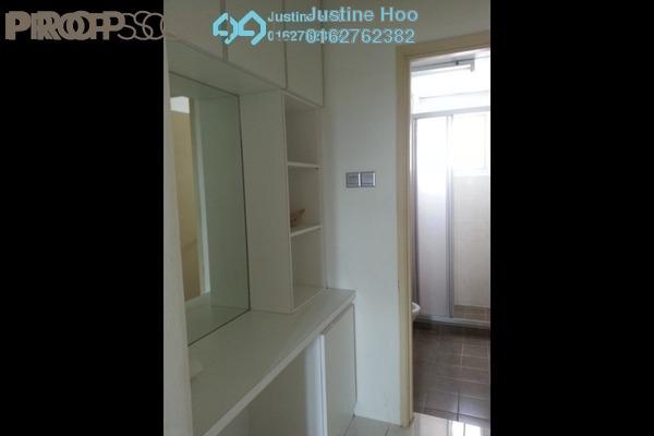 For Sale Serviced Residence at Sierra Residency, Bandar Kinrara Freehold Semi Furnished 3R/2B 470k