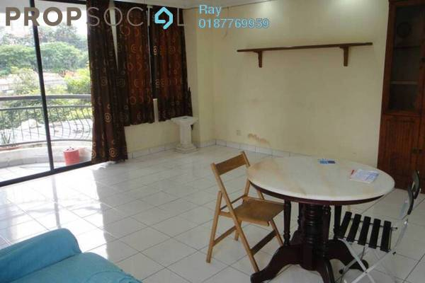 For Rent Condominium at Menara Belfield, Pudu Leasehold Semi Furnished 3R/2B 1.8k