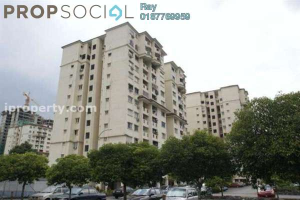 For Rent Condominium at Pandan Mewah Heights, Pandan Indah Leasehold Fully Furnished 3R/2B 1.6k