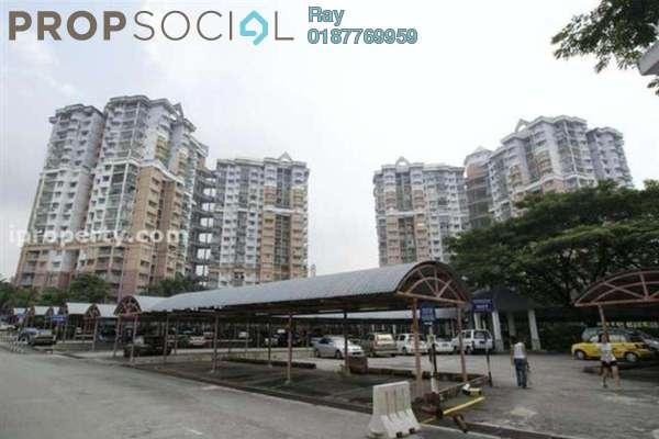 For Rent Condominium at Menara Alpha, Wangsa Maju Leasehold Semi Furnished 4R/3B 1.75k