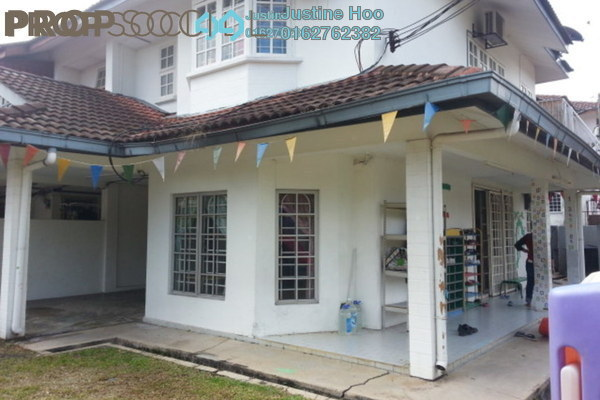 For Sale Terrace at Taman Kinrara, Bandar Kinrara Leasehold Semi Furnished 4R/3B 950k