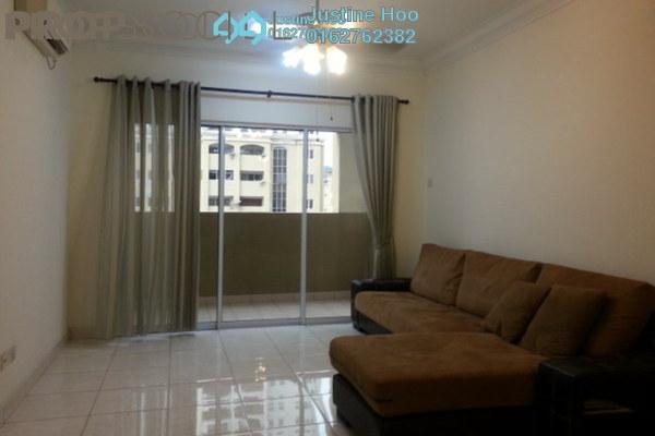 For Rent Condominium at Aseana Puteri, Bandar Puteri Puchong Freehold Semi Furnished 3R/2B 1.7k