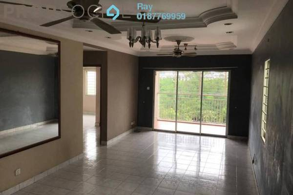 For Rent Condominium at Vista Amani, Bandar Sri Permaisuri Leasehold Semi Furnished 3R/2B 1.5k