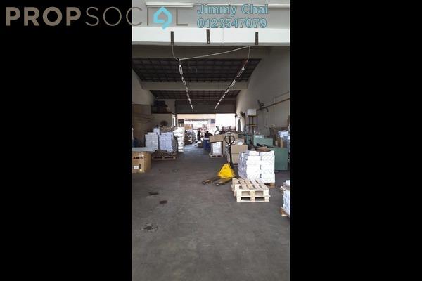 For Rent Factory at Taman Serdang Raya, Seri Kembangan Leasehold Unfurnished 0R/0B 4.8k