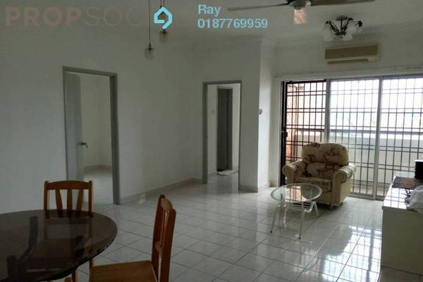 For Rent Apartment at Green Acre Park, Bandar Sungai Long Freehold Semi Furnished 2R/3B 1.1k