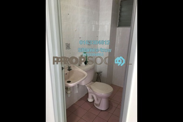 For Rent Apartment at Sri Cassia, Bandar Puteri Puchong Freehold Semi Furnished 3R/2B 1k