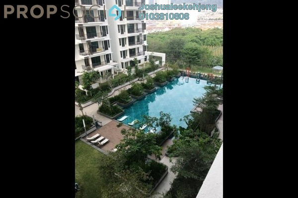 For Rent Condominium at Ideal Vision Park, Sungai Ara Freehold Fully Furnished 3R/2B 1.65k