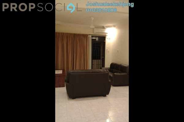 For Rent Condominium at Sunrise Garden, Sungai Ara Freehold Fully Furnished 3R/2B 1.5k