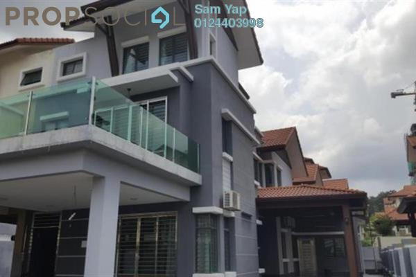 For Sale Semi-Detached at Taming Mutiara, Bandar Sungai Long Freehold Semi Furnished 5R/5B 1.4m