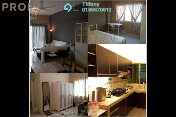 For Sale Condominium at Kelana Mahkota, Kelana Jaya Leasehold Fully Furnished 4R/2B 660k