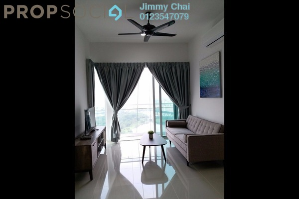 For Rent Condominium at Desa Green Serviced Apartment, Taman Desa Freehold Fully Furnished 3R/2B 2.8k