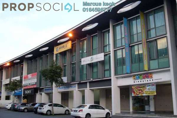 For Rent Office at BayAvenue, Bayan Indah Freehold Unfurnished 1R/1B 2.5k