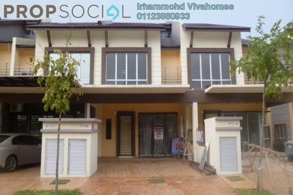 For Rent Terrace at Alam d'16, Shah Alam Leasehold Unfurnished 4R/3B 1.7k