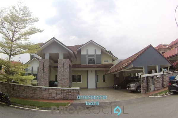 For Sale Bungalow at Section 13, Shah Alam Freehold Semi Furnished 7R/7B 5m