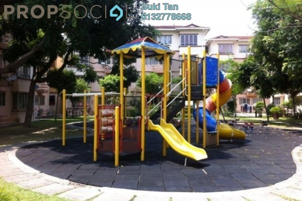For Rent Apartment at SD Tiara Apartment, Bandar Sri Damansara Freehold Unfurnished 3R/2B 900translationmissing:en.pricing.unit