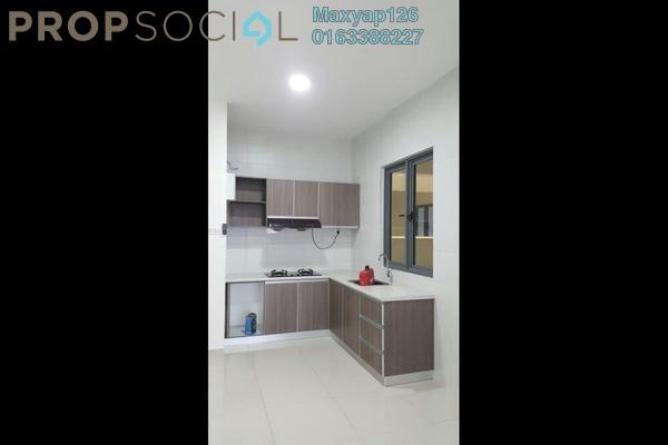 For Rent Condominium at Da Men, UEP Subang Jaya Freehold Semi Furnished 0R/1B 1.4k