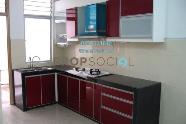 For Rent Terrace at Puteri 12, Bandar Puteri Puchong Freehold Semi Furnished 4R/3B 1.4k