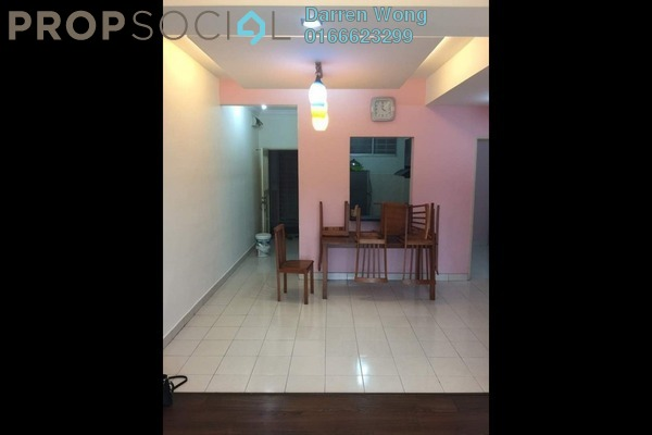 For Sale Condominium at Juta Mines, Seri Kembangan Leasehold Semi Furnished 3R/2B 290k