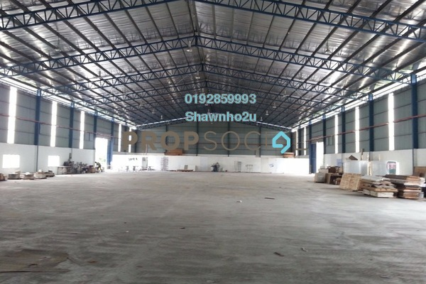 For Rent Factory at Kampung Baru Sungai Buloh, Sungai Buloh Leasehold Unfurnished 0R/2B 24k