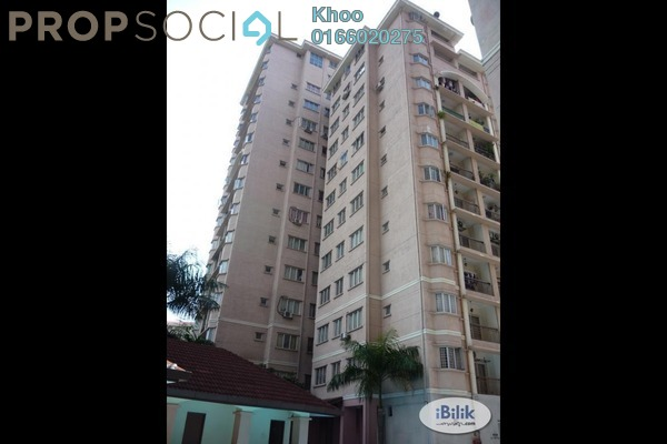 For Rent Condominium at Kojaya, Ampang Leasehold Semi Furnished 3R/2B 1.8k