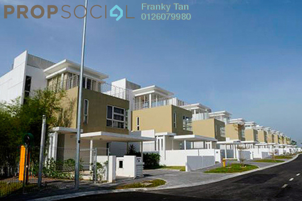 For Sale Semi-Detached at Laman Granview, Puchong Leasehold Unfurnished 5R/5B 2m
