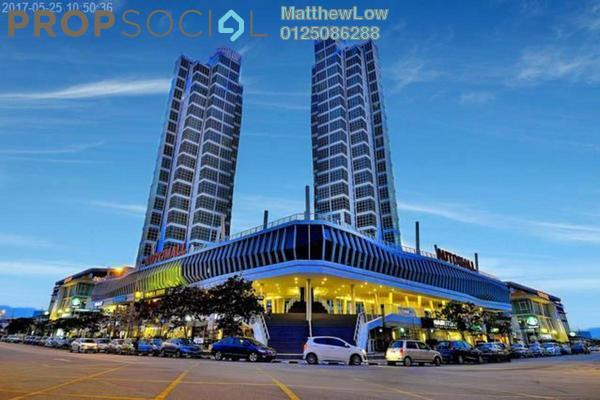 For Rent Shop at The Maritime, Jelutong Leasehold Unfurnished 0R/0B 3k