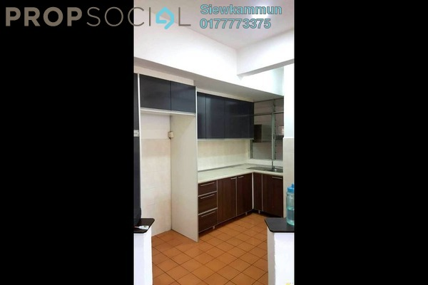 For Rent Apartment at D'Shire Villa, Kota Damansara Leasehold Semi Furnished 3R/2B 1.4k