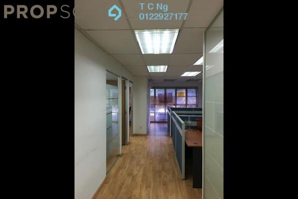 For Rent Office at Jalan Bandar, Pusat Bandar Puchong Freehold Semi Furnished 0R/0B 2k