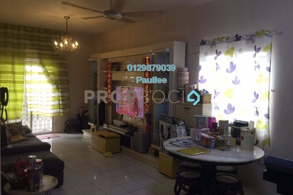 For Sale Terrace at Taman Tasik Puchong, Puchong Leasehold Semi Furnished 3R/2B 380k