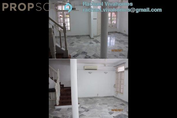 For Rent Terrace at BK1, Bandar Kinrara Freehold Semi Furnished 4R/3B 1.5k