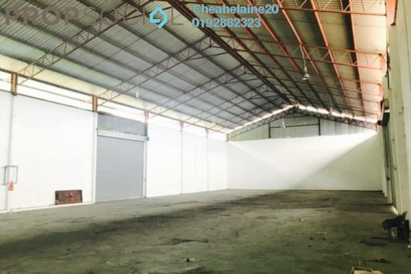 For Sale Factory at Kampung Baru Subang, Shah Alam Leasehold Semi Furnished 0R/4B 4.85m