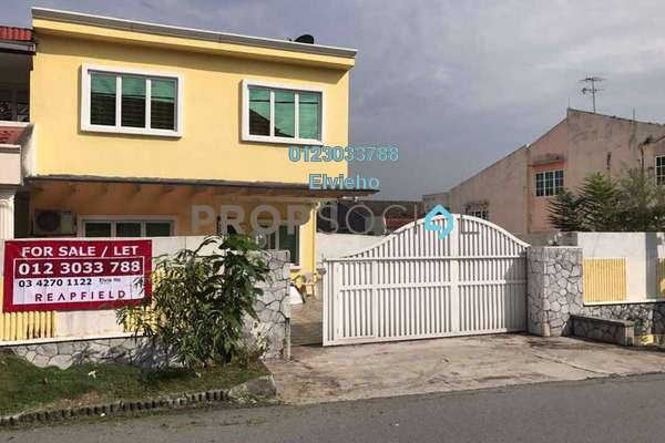 For Sale Terrace at Taman Midah, Cheras Freehold Fully Furnished 5R/5B 1.2m