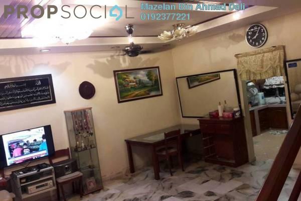 For Sale Terrace at Taman TTDI Jaya, TTDI Jaya Freehold Semi Furnished 4R/3B 550k